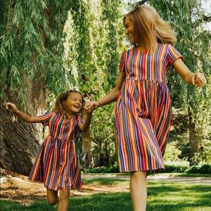 OVER THE RAINBOW DRESS by Ivy City